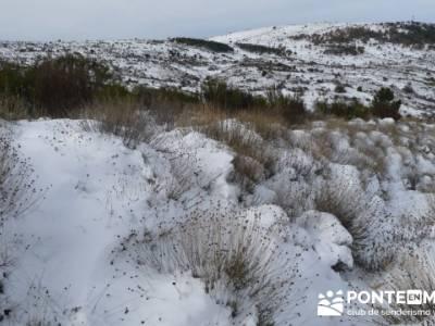 Valdemanco _ Buitrago del Lozoya - rutas de senderismo; viajes en diciembre